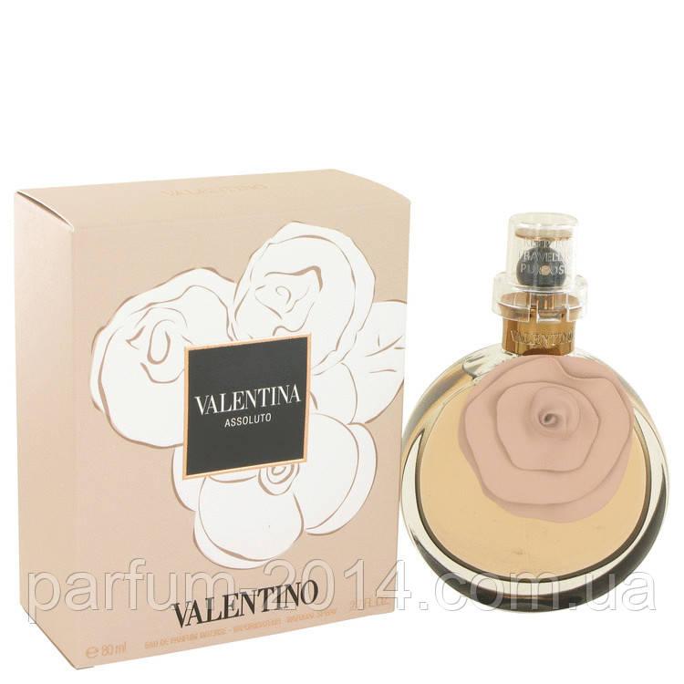 Женская парфюмированная вода Valentino Valentina Assoluto - Parfum-2014 - Интернет-магазин парфюмерии и косметики в Харькове