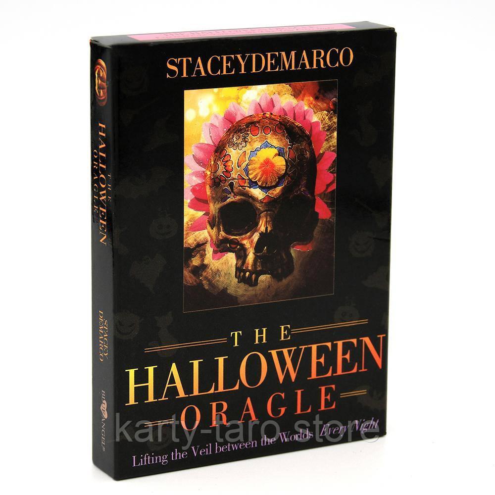 Карты Таро Оракул Хэллоуин / The Halloween Oracle