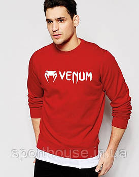 Мужской реглан спортивный Венум (Venum), трикотажный (на любой сезон), реплика