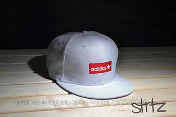 Кепка снепбек Адидас (Adidas) мужская на каждый день, реплика