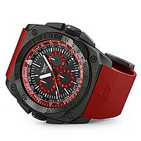 Оригінальний авіаційний годинник Aviator MIG-29 SMT M.2.30.5.215.6 (Red), фото 1