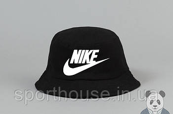 Панамка Nike чорна (люкс копія)