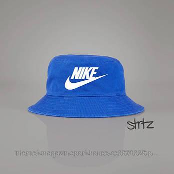 Панамка Nike блакитна (люкс копія)
