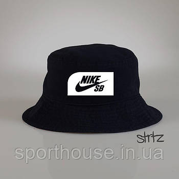 Панамка Nike SB чорна (люкс копія)