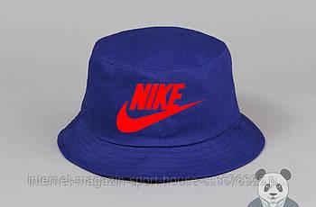 Панамка Nike синя (люкс копія)
