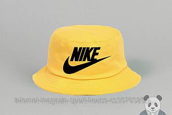 Панамка Nike жовта (люкс копія)