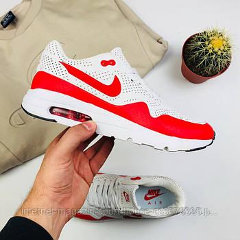 "Мужские кроссовки Nike Air Ultra Moire 1 ""White/Red"" (копия)"