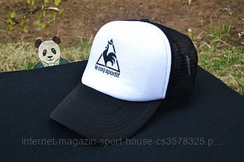 Спортивна кепка Le Coq Sportif, тракер, річна кепка, чоловіча, жіноча, білого і чорного кольору, копія