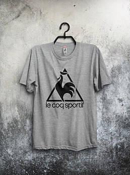 Чоловіча футболка Le Coq Sportif (люкс копія)