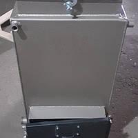 Твердотопливный котел Bizon FS-10 Optima, 10 кВт, длительного горения, шахтного типа (Холмова), верх. загрузка