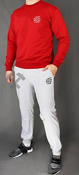 Спортивний костюм Анти Соціал Клаб чоловічий, брендовий костюм Anti Social Social Club трикотажний (на флісі і