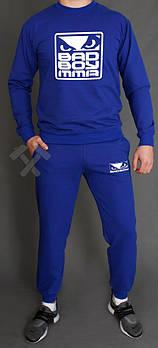 Мужской спортивный костюм Бед бой (Bad Boy) реглан и штаны (на любой сезон), реплика