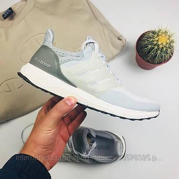 "Мужские кроссовки Adidas Ultra Boost ""Gray"" (копия)"