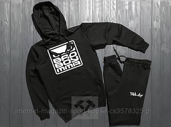 Спортивний костюм Bad Boy чорного кольору (люкс копія)