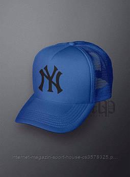 Спортивна кепка New York, Нью Йорк, тракер, річна кепка, унісекс, синього кольору, копія