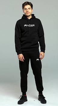 Мужской спортивный костюм Венум (Venum) толстовка и штаны (на любой сезон), реплика