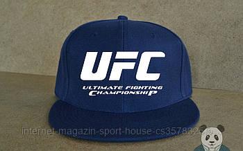 Кепка снепбек ЮФС (UFC) мужская на каждый день, реплика