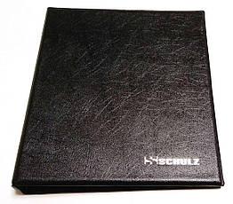 Альбом для монет 455 ячеек Schulz Универсал Черный hub69iwyv ZZ, КОД: 2397867