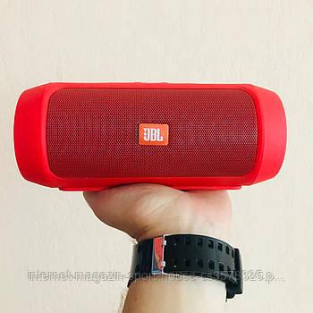 Портативна колонка Bluetooth JBL J2-PLUS-CHARGE-2 Red копія
