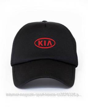 Кепка тракер Киа (Kia) с сеткой сзади, реплика