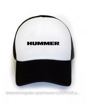 Спортивна кепка Hummer, Хаммер, тракер, річна кепка, чоловічий, жіночий, чорного кольору, копія