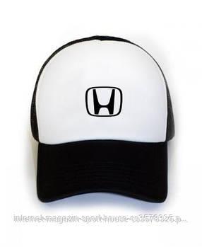 Кепка тракер Хонда (Honda) с сеткой сзади, реплика