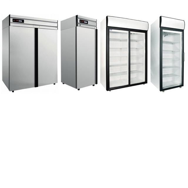Холодильные шкафы среднетемпературные