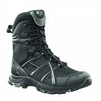 Ботинки HAIX® BLACK EAGLE ATHLETIC 11 High Sidezipper Black, фото 1