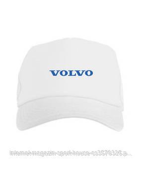 Спортивна кепка Volvo, Вольво, тракер, річна кепка, чоловічий, жіночий, чорного кольору, копія