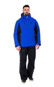 Чоловічий гірськолижний костюм WHS батал електрик