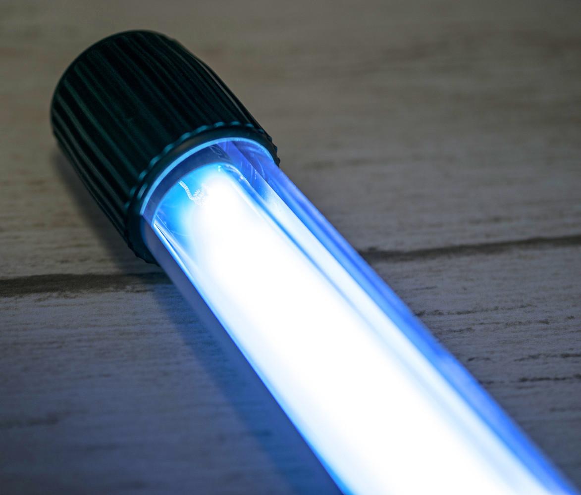 Бактерицидна УФ лампа UV-C 9W ультрафіолетова для знезараження будинку