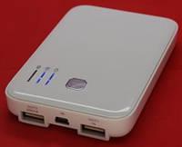 Внешний аккумулятор Weton 5000 mAh белый