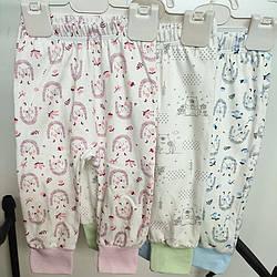 Ясельные штанишки для мальчика или девочки