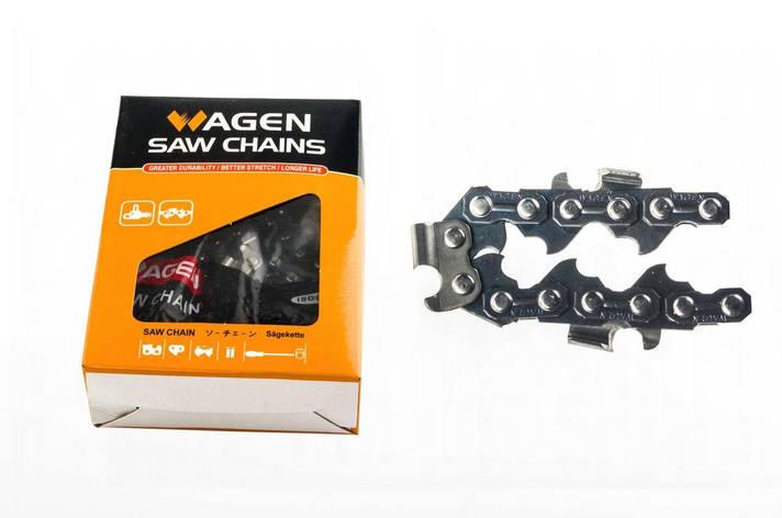 Ланцюг для пилки 3/8, 1,5mm, 66зв, RS, под шину 16 (40см) для Husqvarna 340/345, фото 2