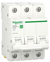 Автоматичний вимикач R9F12340 3P 40A C Resi9 Schneider Electric
