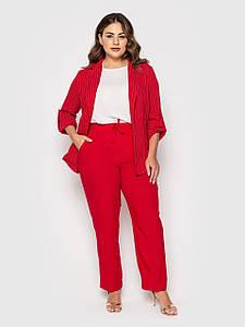 Різне жіноча, колір: червоний, розмір: 50(XL), 52(XXL), 54(XXXL), 56(XXXXL)