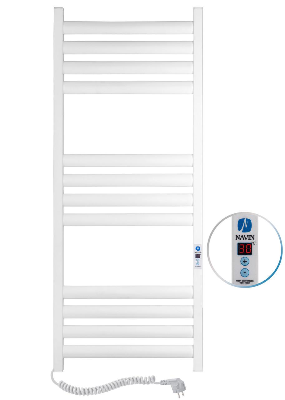 Полотенцесушитель Ellipse 500х1200 Digital левый (белый бархат) 12-845152-5012