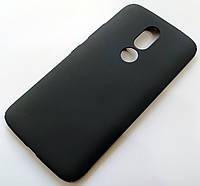 Чохол для Motorola Moto M XT1663, XT1662 пластиковий матовий