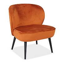 Кресло Vetro Mebel Фабио медный