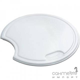 Кухонные мойки Franke Разделочная доска к кухонной мойке Franke 112.0008.433 белый пластик