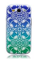 Силиконовый чехол цвет №5 для Samsung Galaxy  S3 и S3 duos