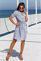 Платье-рубашка р-ры 42-48 арт.  2112