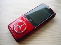 Мобильный телефон VERTU MERC Benz S600 с флипом (Duos, 2 сим карты)