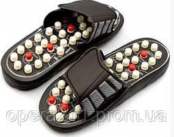 Рефлекторные массажные тапочки Foot Reflex (Размер 44/45) / ART-0249 (50шт)