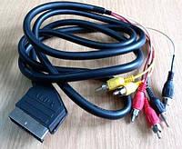 Аудіо-, відео-кабель SA-011, фото 1