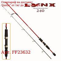 """Спиннинг штекерный """"Lynx"""" 2, 4м 10-30г 2к FF23632"""