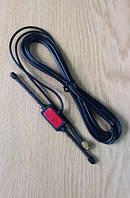 Антена на липучці (433-960/1710-1880 МГц) 3 дБ з роз'ємом SMA, фото 1