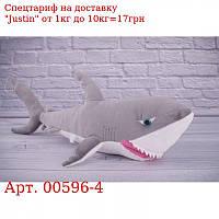 М'яка іграшка Акула Брюс 01/3 Копиця 00596-4,  L52