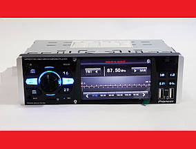 "Pioneer 4052AI ISO - екран 4,1""+ DIVX + MP3 + USB + SD + Bluetooth"