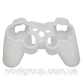 Захисний силіконовий чохол на Геймпад PS3, TRANSPARENT